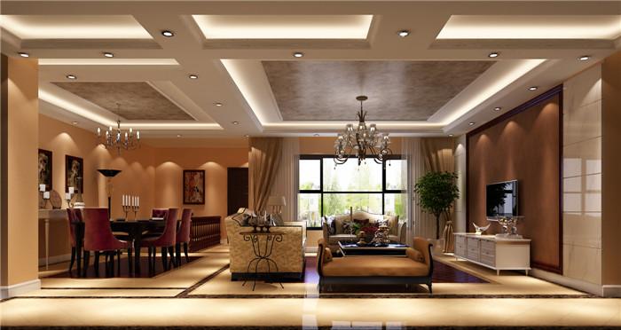 简约 现代 三居 白领 80后 小资 客厅图片来自沙漠雪雨在鲁能7号院260平现代简约三居典范的分享