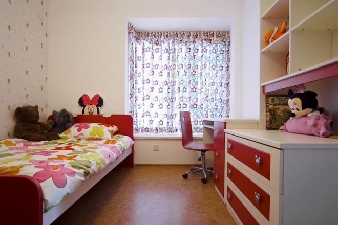 简约 欧式 田园 混搭 二居 别墅 白领 收纳 旧房改造 卧室图片来自上海倾雅装饰有限公司在祥和名邸的分享