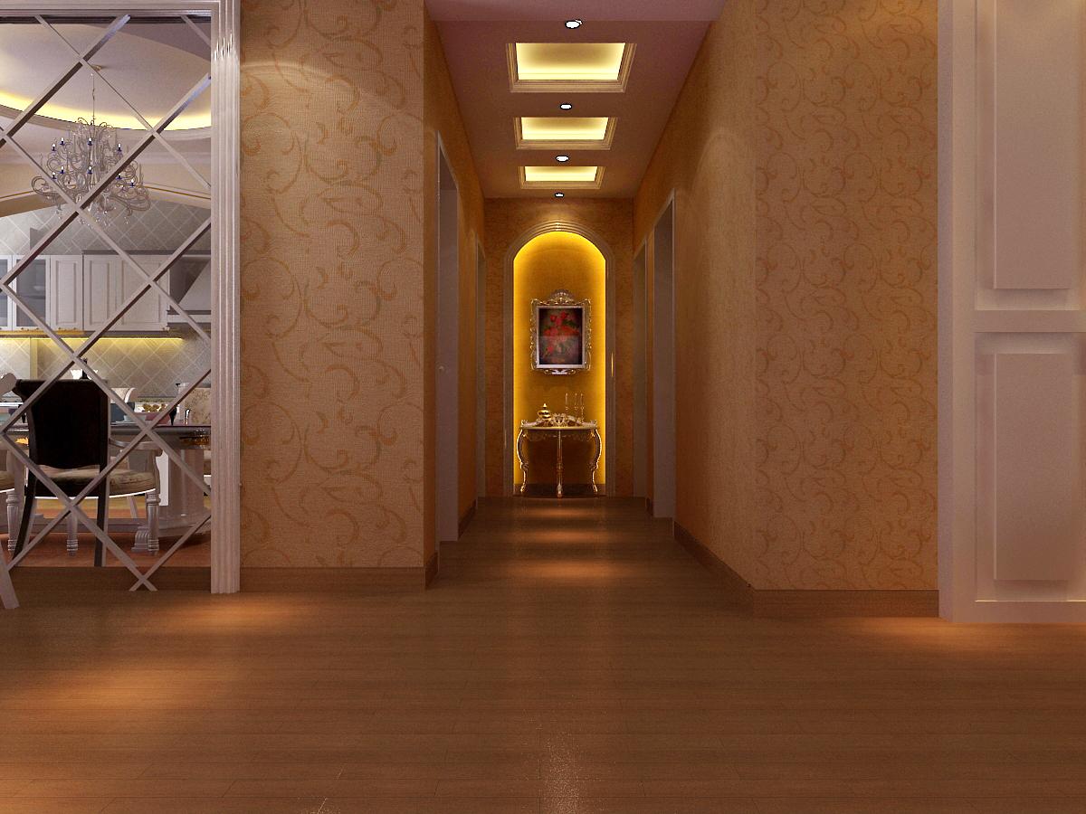 其他图片来自石家庄品界国际装饰在香榭260平米简欧风的分享