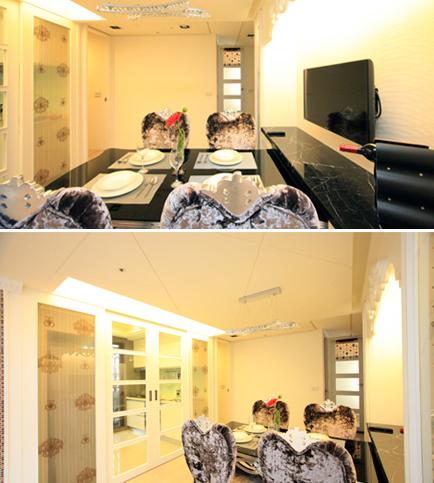 三居 餐厅图片来自湾田国际赵工长在恒大华府的分享