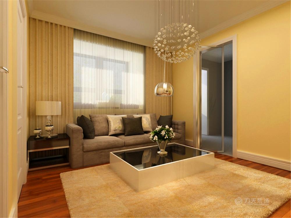 客厅图片来自阳光放扉er在和瑞园-60平米-简约风格的分享