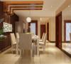 此方案为后现代简约风格,格局的少许改动另行动更便捷使用更方便。本案亮点是吊顶处理、吊顶的长宽大小比例决定了他的视觉效果,细节处理尤为重要,餐厅吊顶局部搭配一些木质令其更加自然且人性化烘托了餐厅的氛围。