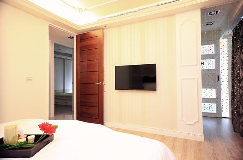 三居 卧室图片来自湾田国际赵工长在恒大华府的分享