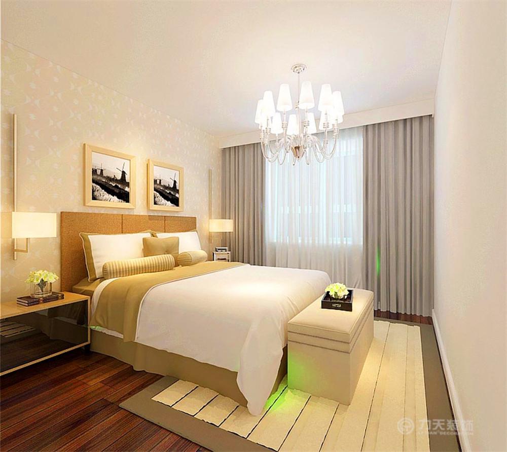 简约 二居 白领 收纳 80后 小资 卧室图片来自阳光放扉er在大地12城-89平米-现代简约的分享