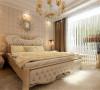 设计理念:舒适的卧室灯光,特殊床头背景的造型设计使整个空间透出一种富丽的气氛! 亮点:色彩搭配浪漫舒适,可以很放松的去享受周末与家人一起的快乐时光!