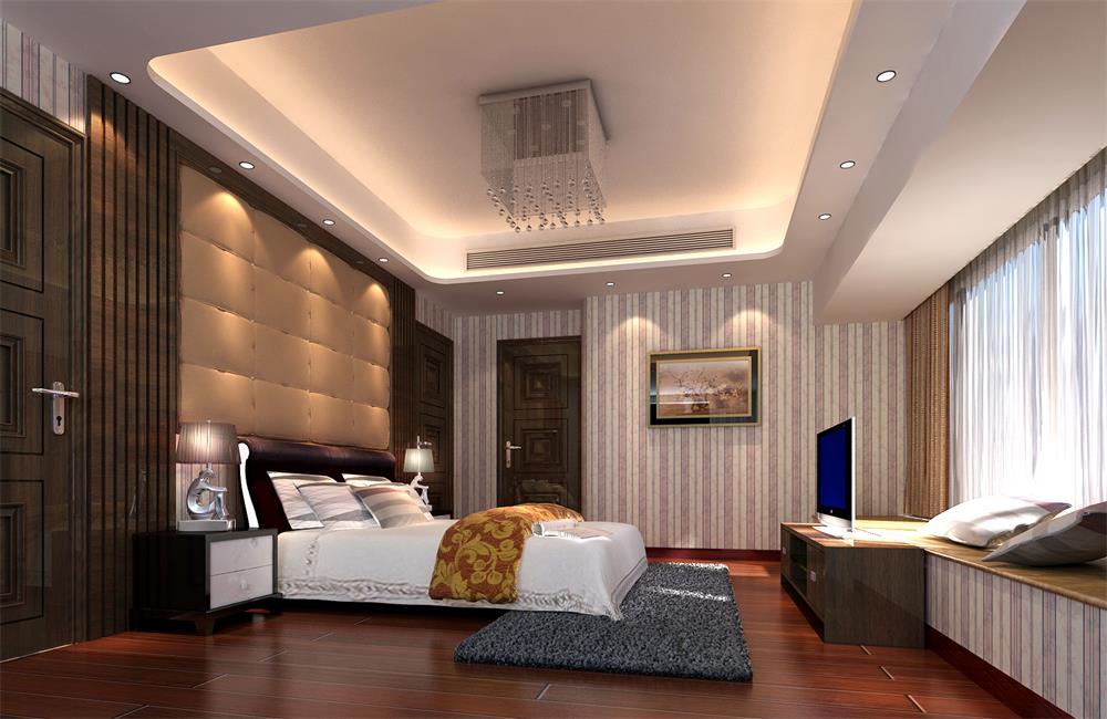卧室图片来自深圳市浩天装饰在实用的分享