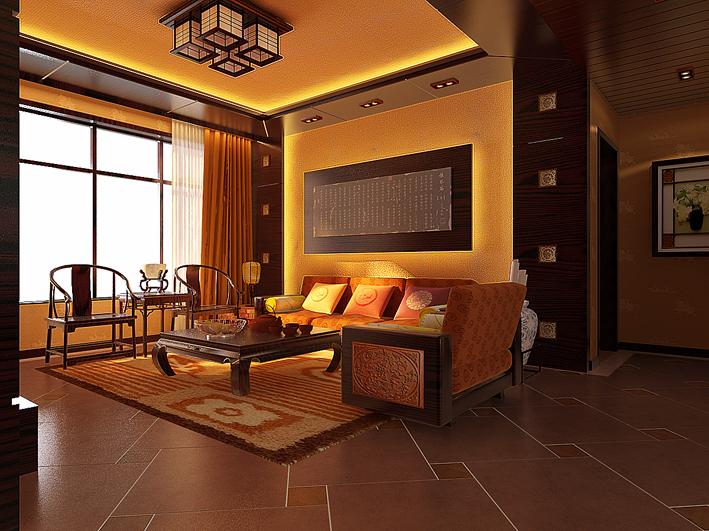 简约 混搭 别墅 小资 现代简约 装修设计 别墅装修 四居室装修 客厅图片来自北京实创装饰石头在现代简约四居室,结合最贵大气。的分享