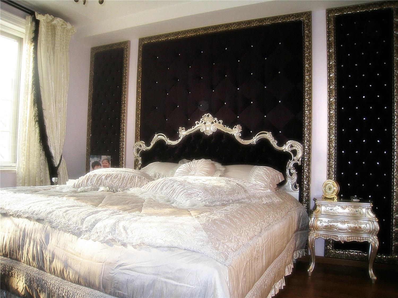 别墅 英式古典 大户型 豪宅 卧室图片来自实创装饰晶晶在实景传统古典的空间布局的分享