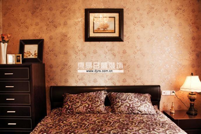 百瑞景 黄琼 东易日盛 武汉装修 雅致主义 卧室图片来自武汉东易日盛在百瑞景--黄琼的分享