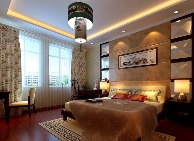欧式 高贵典雅 四居 卧室图片来自合建装饰李世超在爱之巢的分享