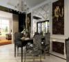 注入了新的内容,新材质新工艺,线条演绎出新装饰主义概念,墙顶面的材质搭配拼接处理具有鲜明光泽与质感。