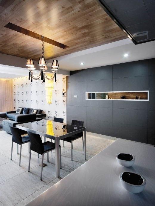 简约 欧式 田园 混搭 二居 别墅 白领 收纳 旧房改造 餐厅图片来自上海倾雅装饰有限公司在祥和名邸的分享