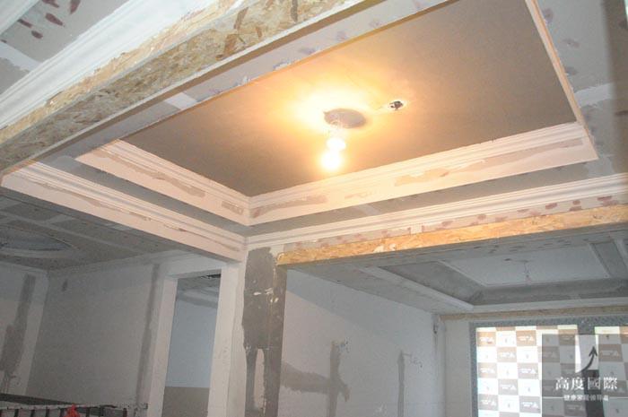 西山壹号院 欧式 别墅 高度国际 希文 其他图片来自高度国际装饰宋增会在西山壹号院 正在施工中……的分享