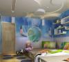 名雕丹迪设计--江南别墅--现代奢华--娱乐室