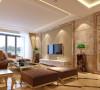碧桂园现代奢华风格10万元