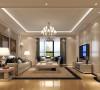 该空间的设计主要采用了鲜明简洁的色调,主要材质为壁纸,柜子的打造上与色彩的运用上多为采用白色漆。