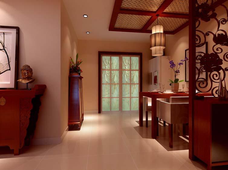 中式 翠城 三居 白领 收纳 80后 小资 餐厅图片来自实创装饰百灵在华丽中式风格 从来只用细节说话的分享