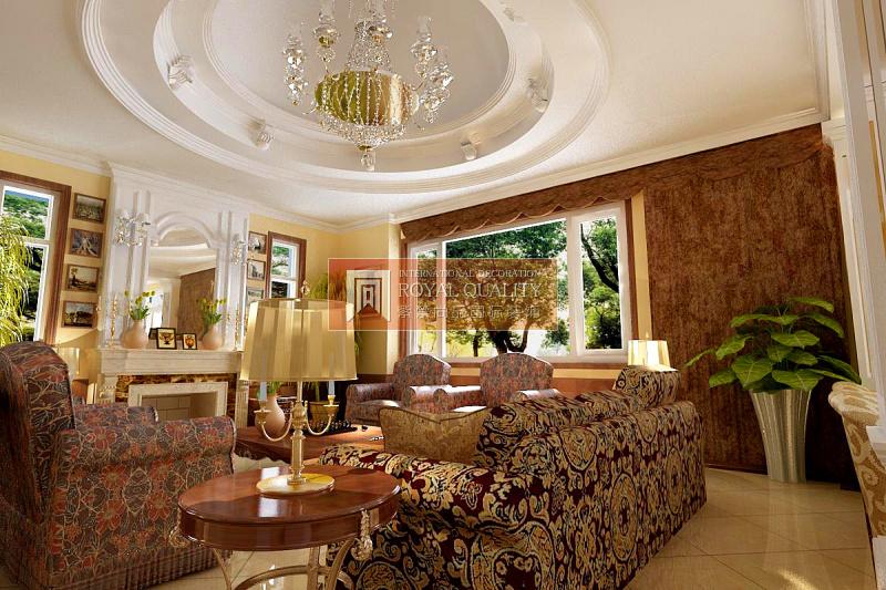 欧式 别墅 优山美地 旧房改造 其他图片来自赵丹在优山美地的分享