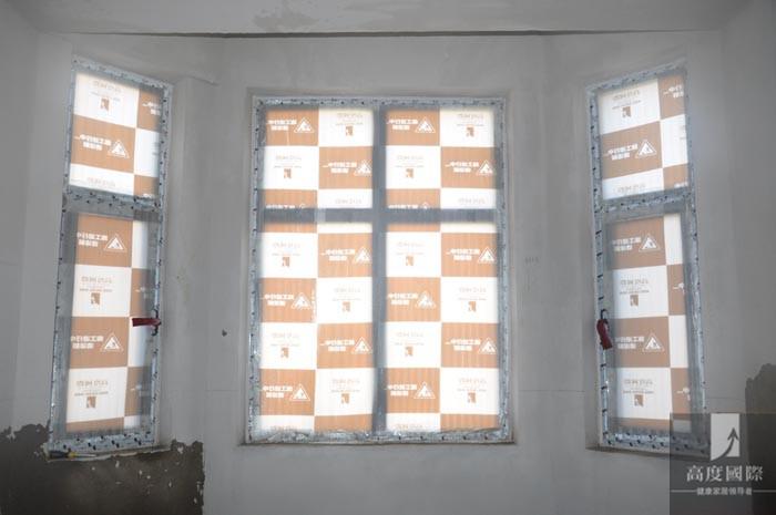 中海尚湖 尚湖世家 高度国际 希文 欧式古典 其他图片来自高度国际装饰宋增会在中海尚湖世家 正在施工中……的分享