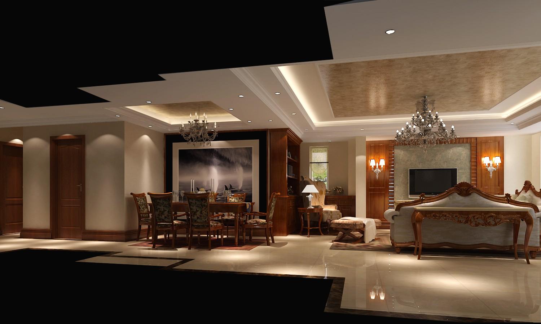 简欧灯光 三居 公寓 简约 欧式 北京装修 高度国际 装修报价 餐厅图片来自高度国际装饰华华在金地仰山简欧风格的分享