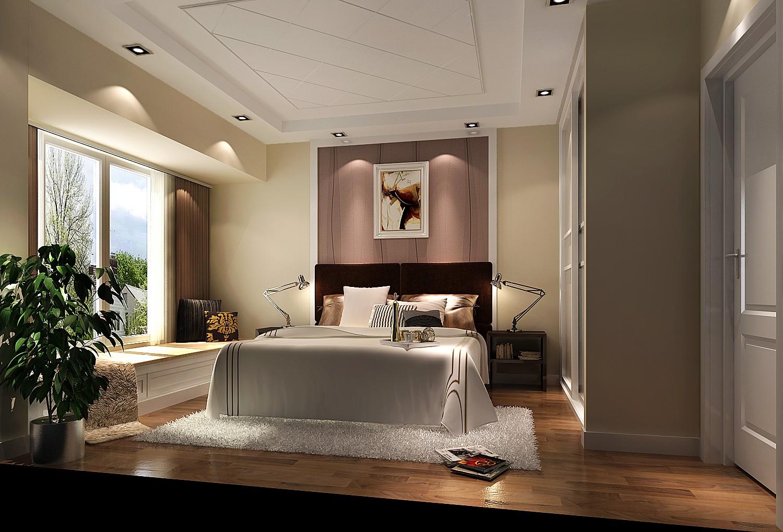 简约 二居 白领 温馨 实用 80后 卧室图片来自高度国际装饰刘玉在k2海棠湾----舒适,明亮,温馨的分享
