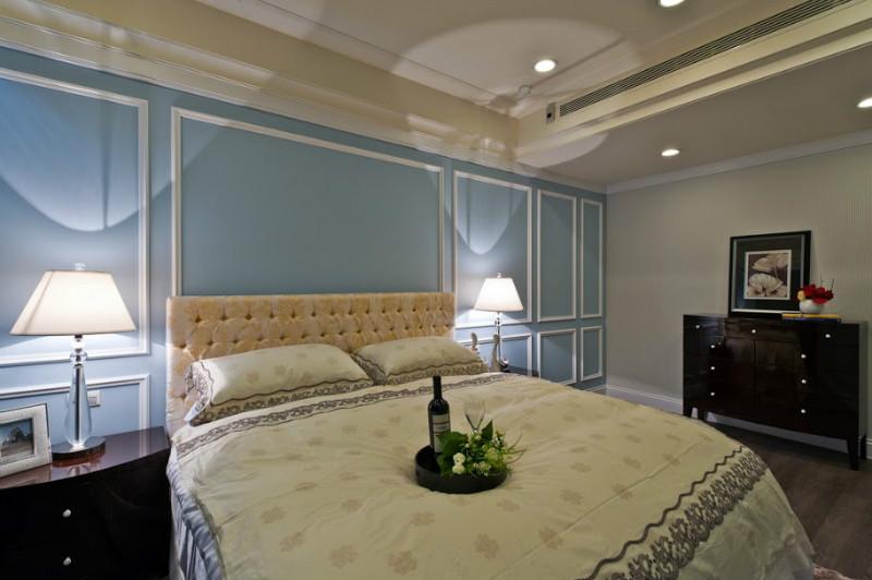 简约 卧室图片来自石家庄品界国际装饰在石家庄国仕山139平米现代简约的分享