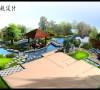 名雕丹迪设计--江南别墅--现代奢华--园林景观
