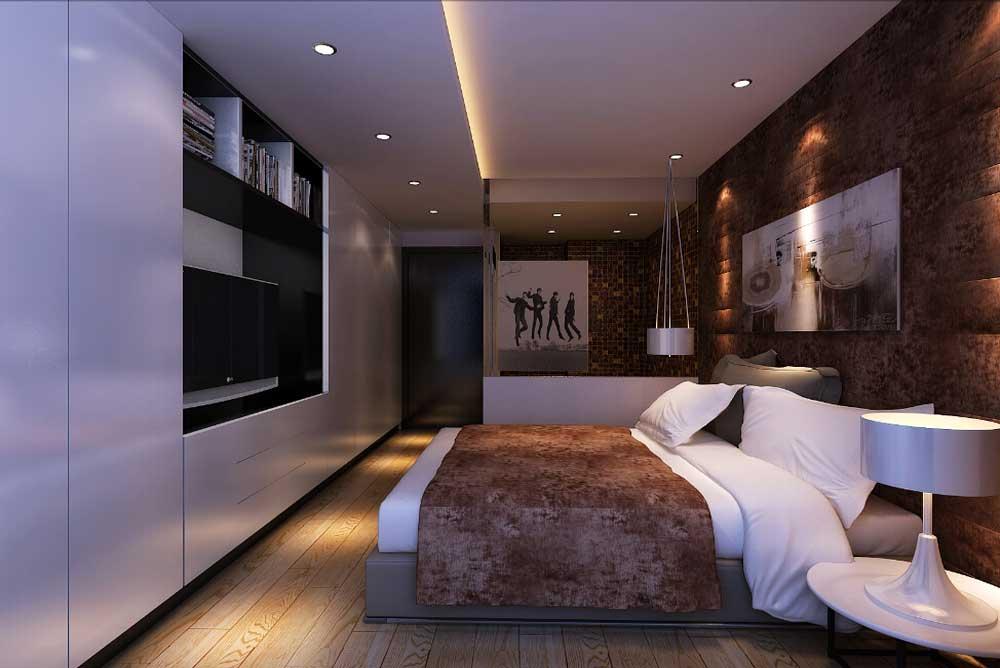 简约 卧室图片来自实创装饰梦在后现代的格调的分享