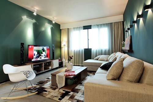 欧式 客厅图片来自湾田国际赵工长在凯乐国际的分享