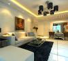 此作品为现代风格,简约不等於简单·~家具布置与空间密切配合 主张废弃多余的 繁琐的附加装饰 在色彩上和造型上追随流行时尚 。