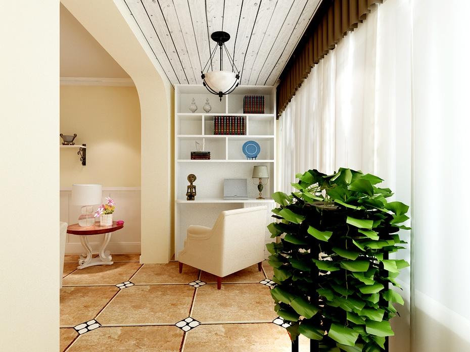 阳台图片来自用户2042189431在假日花园舒适健康的幸福生活的分享
