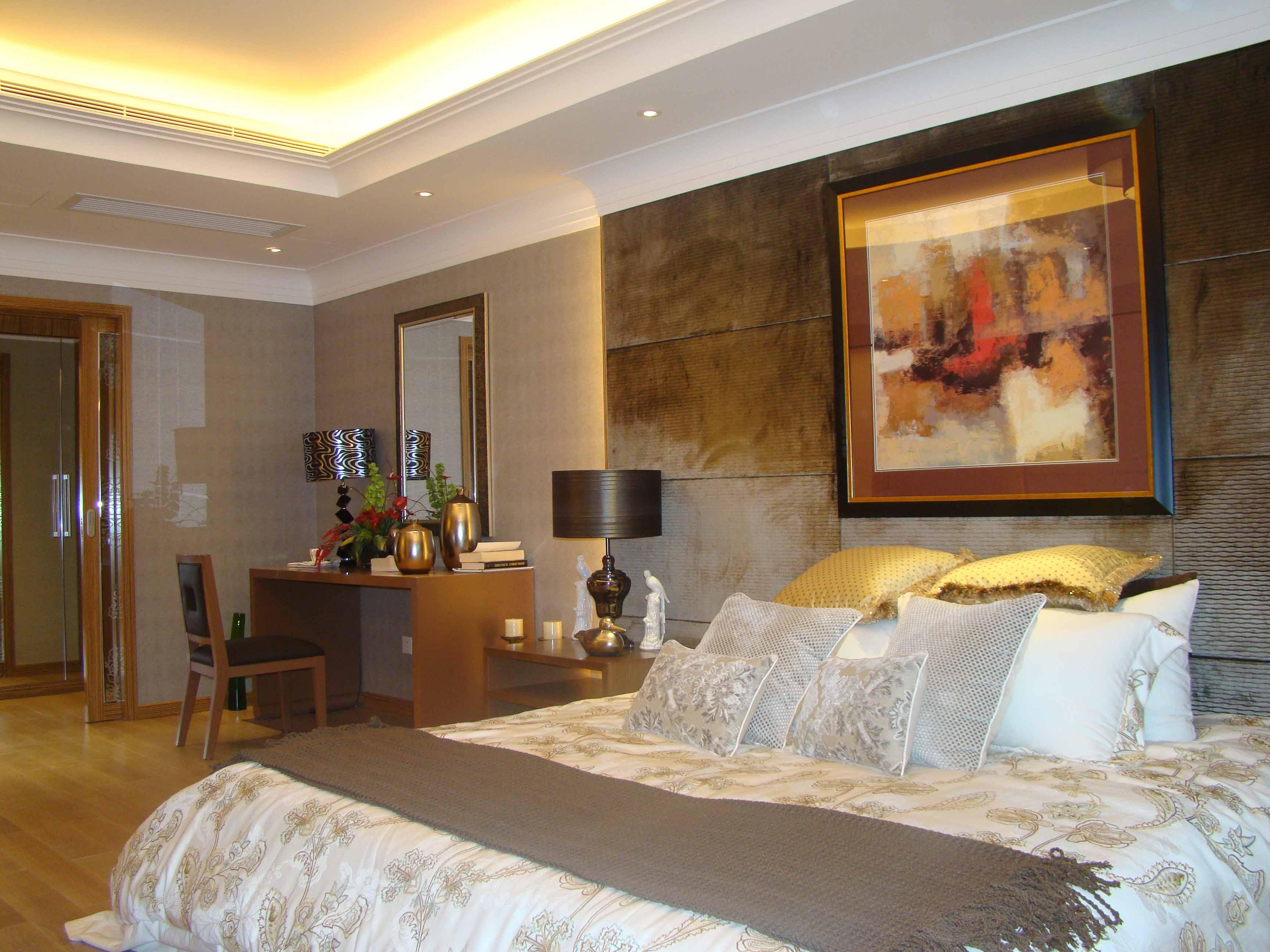 简约 卧室图片来自深圳市浩天装饰在水榭春天的分享