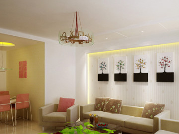 二居室简约风格