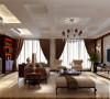 .家具的选择,与硬装修上的欧式细节应该是相称的,选择深色、带有西方复古图案以及非常西化的造型的平安家具,与大的氛围和基调相和谐。