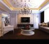 山水装饰绿城百合公寓欧室新古典风格