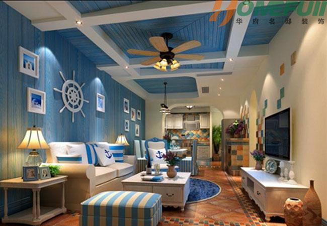 混搭 田园 别墅 客厅 卧室 厨房图片来自华府_余悦在湛蓝天空|华府名邸装饰的分享