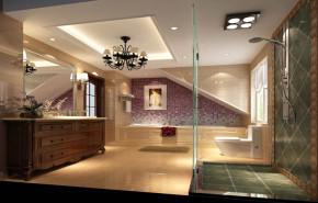 简约 白领 80后 小资 屌丝 高富帅 白富美 卫生间图片来自高度国际装饰舒博在中景的分享