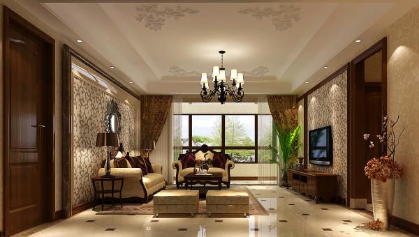 客厅,是体现整体风格最明显的区域,欧式的沙发、主卧,整体简洁大方变成了一个大套间有了别墅的品质,显得空间很通透、大气。老人房。