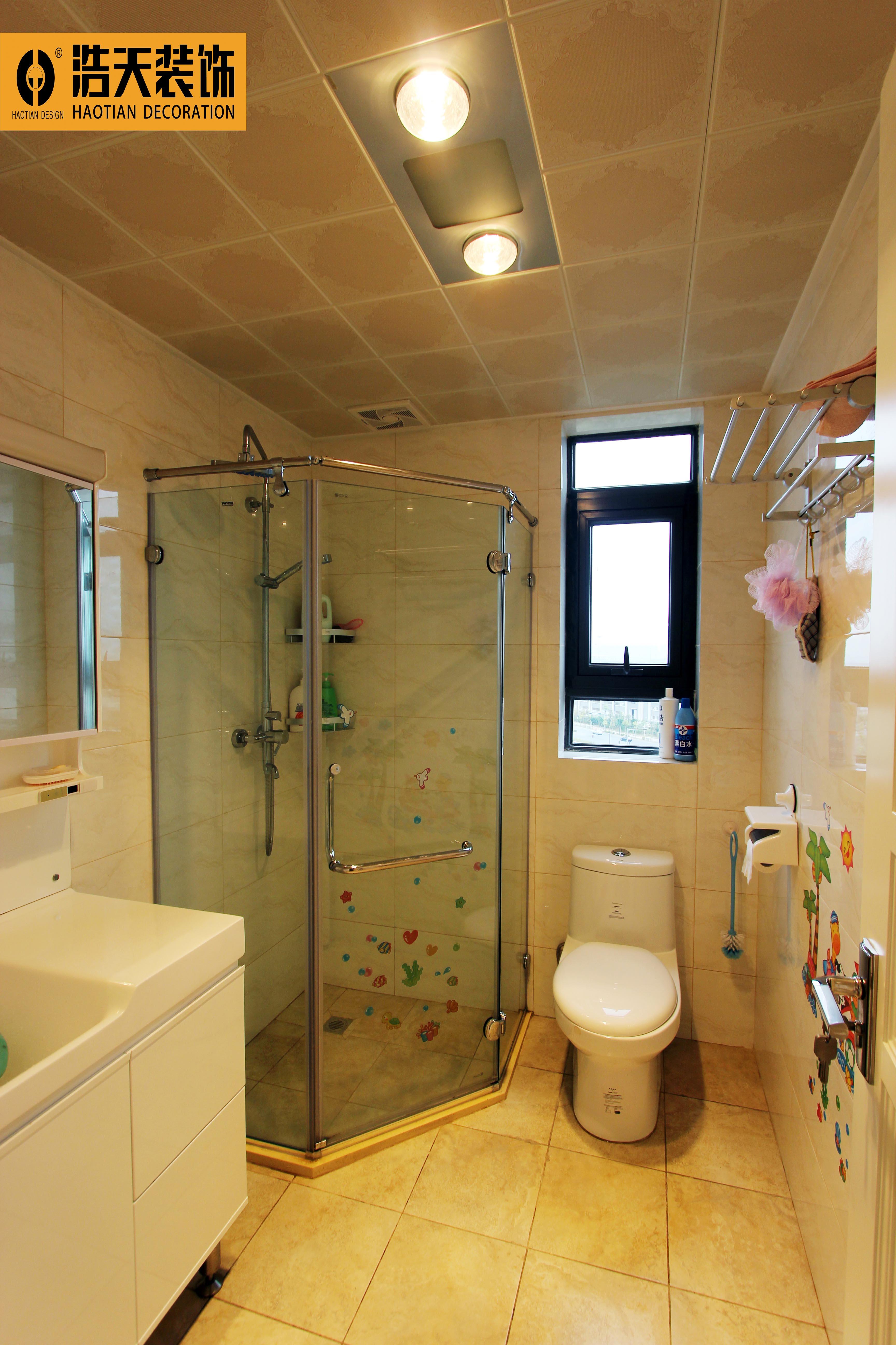 卫生间图片来自深圳市浩天装饰在幸福海岸的分享
