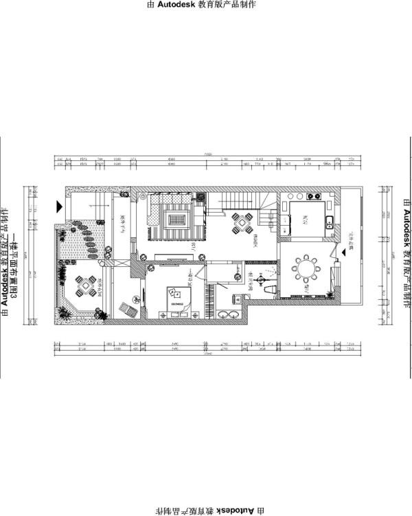 金域蓝湾复式楼装修效果图郑州最好的装饰公司业之峰装饰【金域蓝湾设计户型图】
