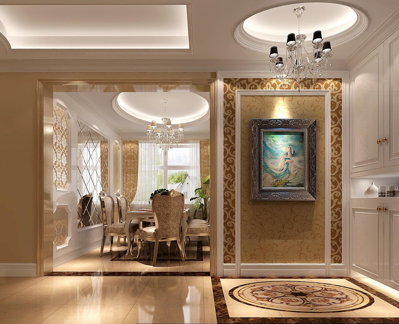 简约 田园 三居 二居 K2百合湾 白领 收纳 小资 80后 餐厅图片来自北京高度国际装饰设计在k2百合湾田园风的分享