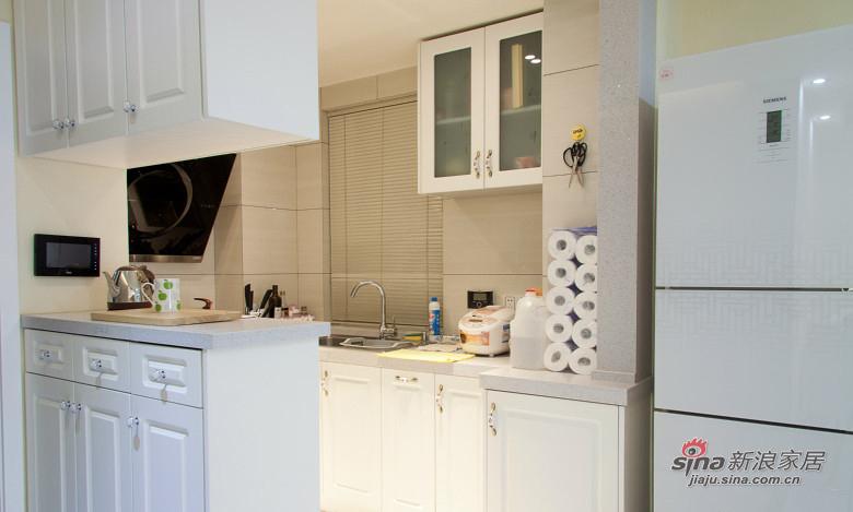 简约 二居 厨房图片来自张喜庆君殿下在时尚风的分享