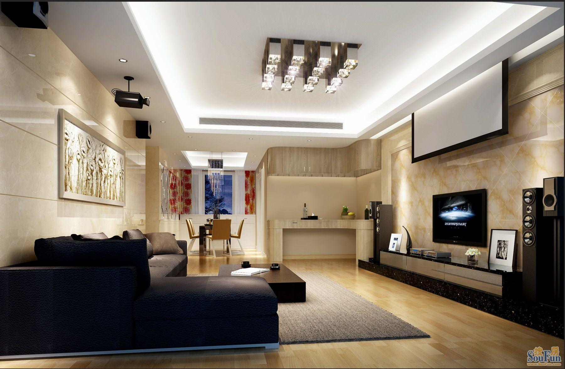 欧式 客厅图片来自深圳市浩天装饰在中海天逸的分享