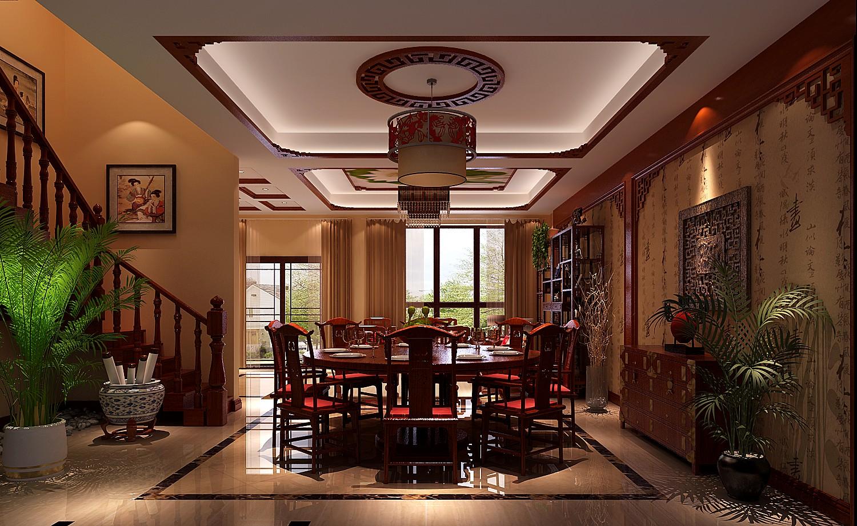 餐厅图片来自吴灿在传统中式的现代做法的分享