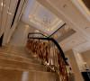 金域蓝湾复式楼装修效果图郑州最好的装饰公司业之峰装饰【金域蓝湾设计楼梯设计效果图】
