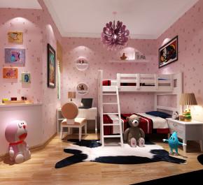 红杉世家 高度国际 简约 欧式 三居 白领 世界杯 白富美 80后 儿童房图片来自北京高度国际装饰设计在红杉世家简欧公寓的分享