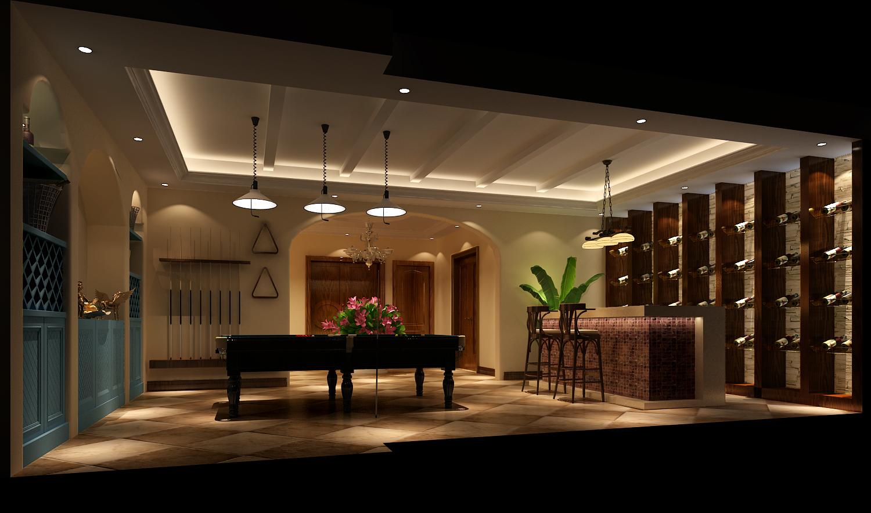 其他图片来自专业别墅设计工作室在潮白河孔雀城的分享