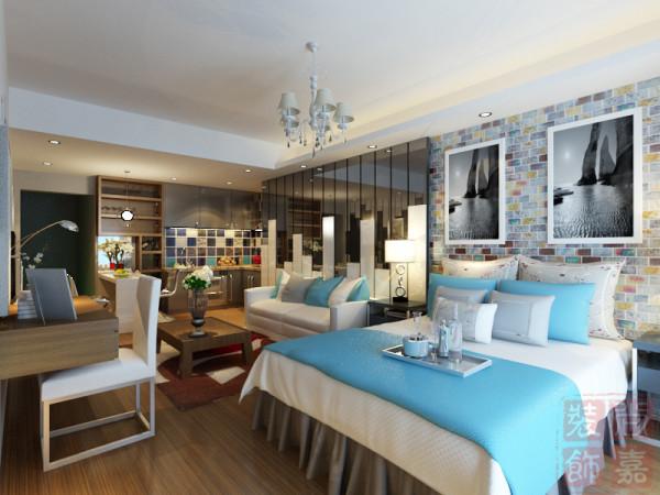 尚嘉装饰----卧室空间