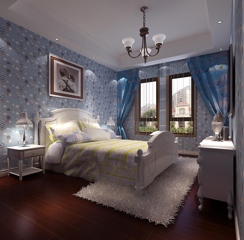 欧式 三居 白领 北京装修 高度国际 装修报价 儿童房图片来自高度国际装饰华华在旭辉御府欧式设计的分享