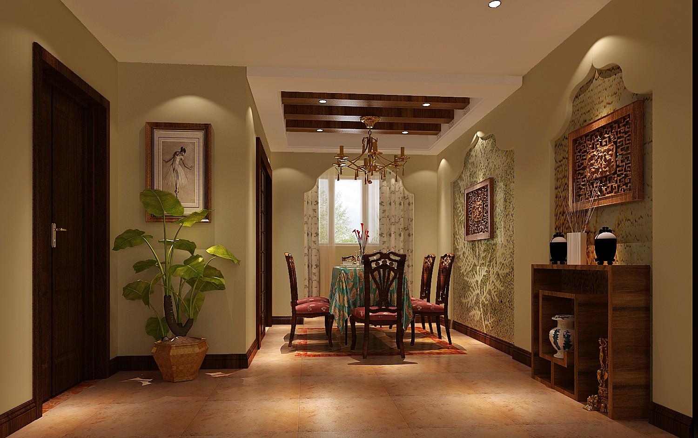 高度国际 远洋一方 混搭风格 家装 餐厅图片来自高度国际在高度国际-127平米混搭风格的分享
